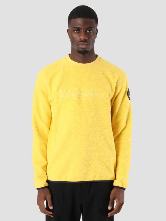 NAPAPIJRI Tame Sweater Spark Yellow N0YHX9Y36