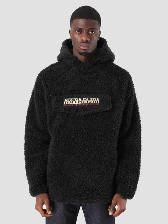 NAPAPIJRI Telve Sweater Black N0YHUE041
