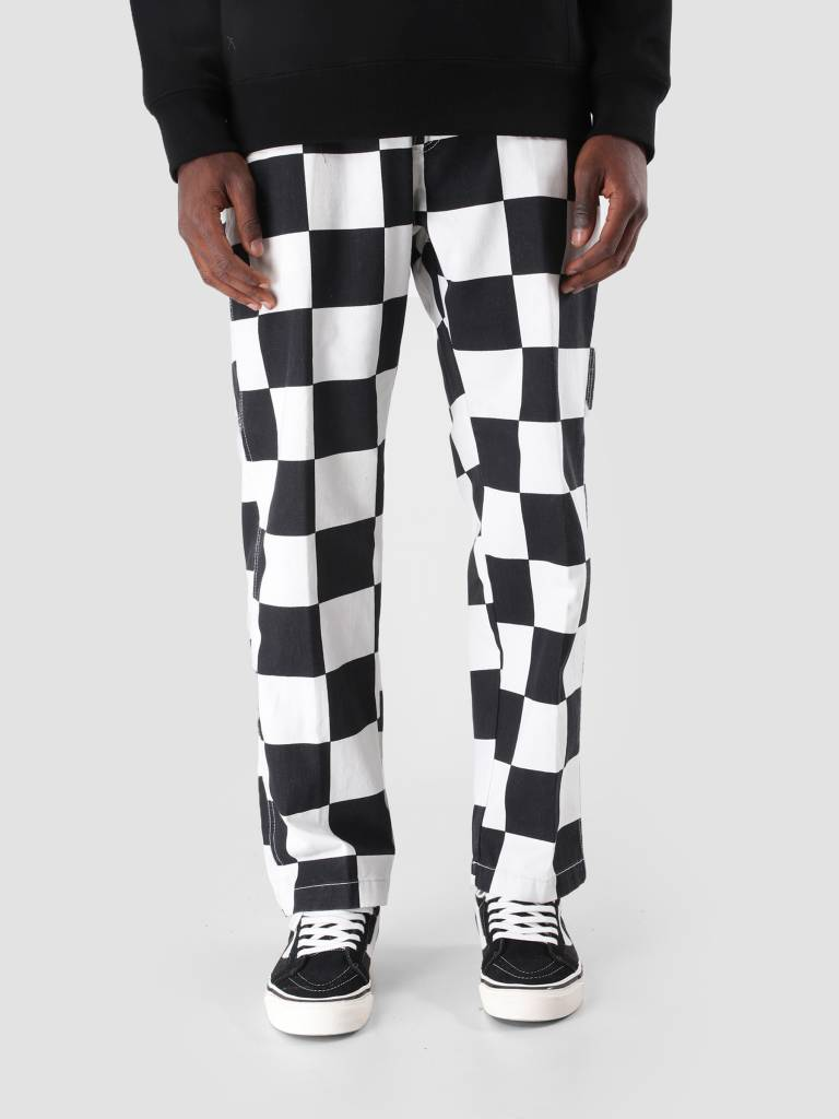 Obey Obey Hardwork Labor Pant Checker 142020121