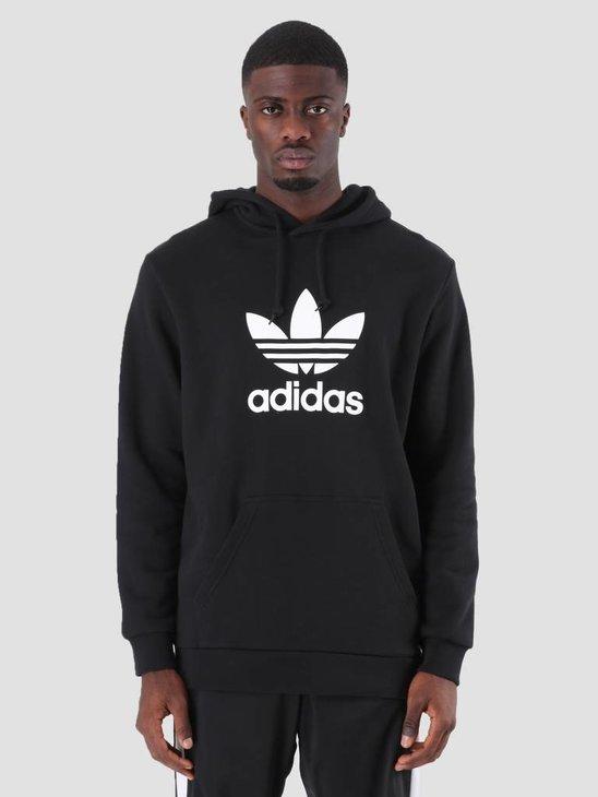adidas Trefoil Hoodie Black DT7964