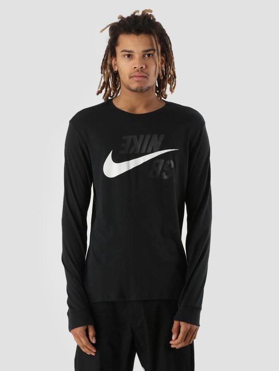 Nike SB Sweater Black Phantom Aa8089-010