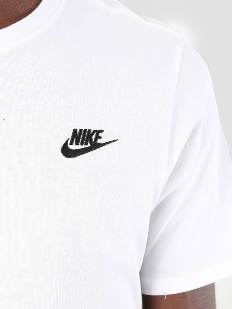 Nike Nike Sportswear T-Shirt White Black 827021-100