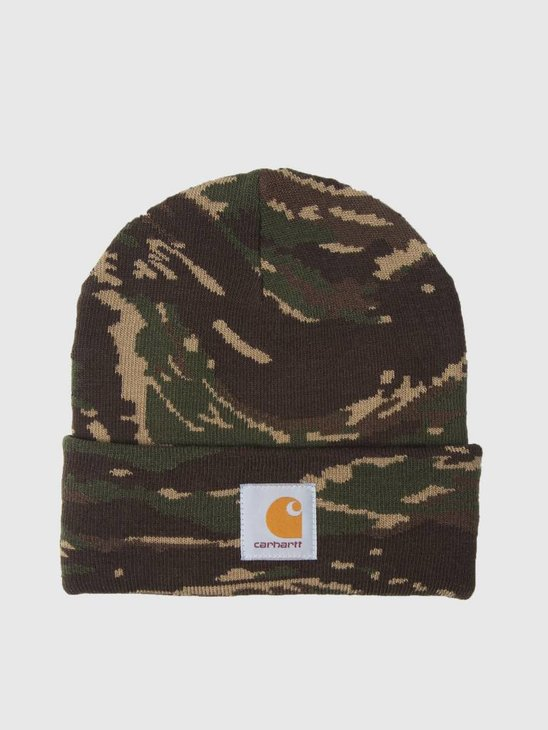 Carhartt Camo Tiger Jungle Beanie Camo Tiger Jungle I025395-90000
