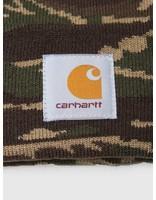 Carhartt Carhartt Camo Tiger Jungle Beanie Camo Tiger Jungle I025395-90000