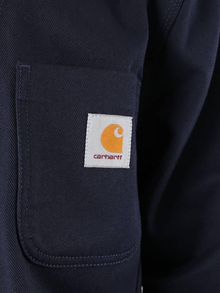 Carhartt Carhartt Chalk Jacket Rigid Dark Navy I025936-1C01