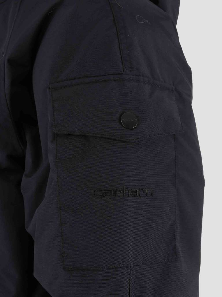Carhartt Carhartt Anchorage Parka Black Black I000728-8990
