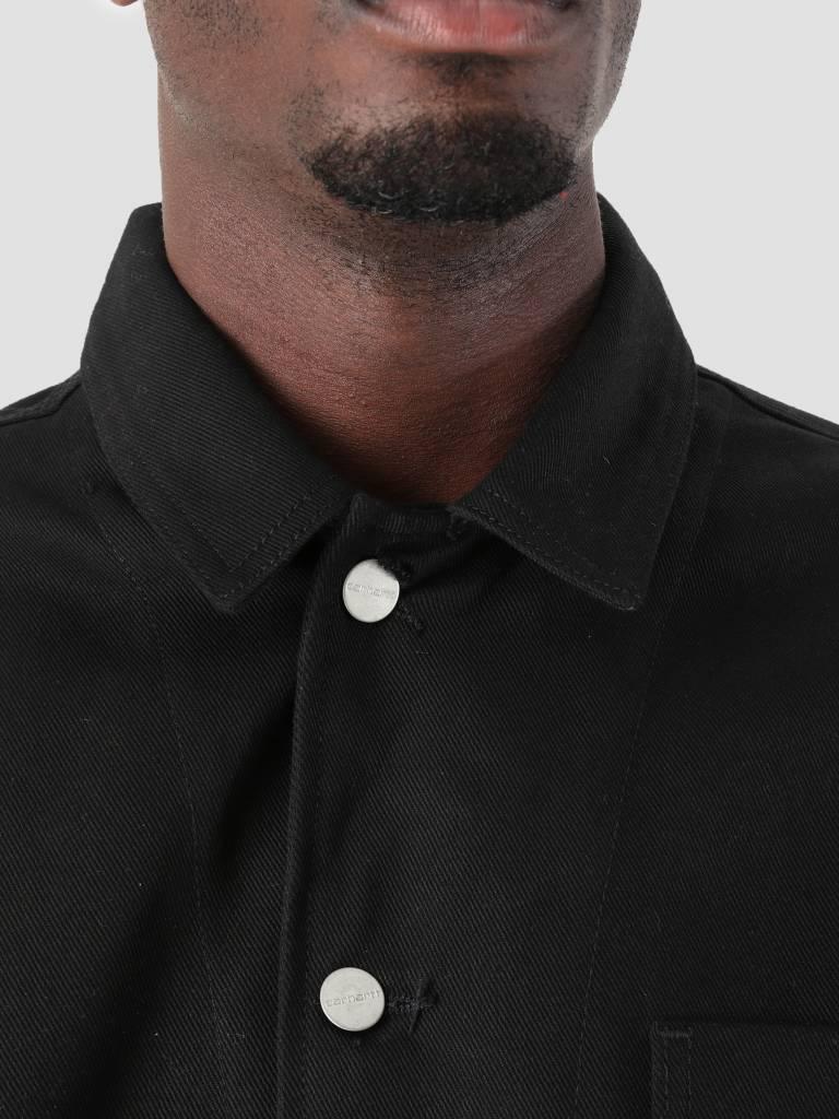 Carhartt Carhartt Chalk Jacket Rigid Black I025936-8901