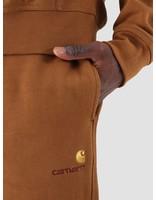 Carhartt Carhartt American Script Sweat Pant Hamilton Brown I025476