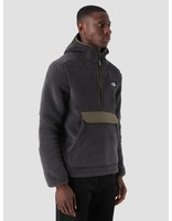 The North Face The North Face M Campshire Pull Over Hoodie Weatherd Black New Taupe Green