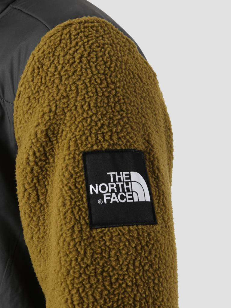 The North Face The North Face Denali Fleece Asphalt Grey Fir Green