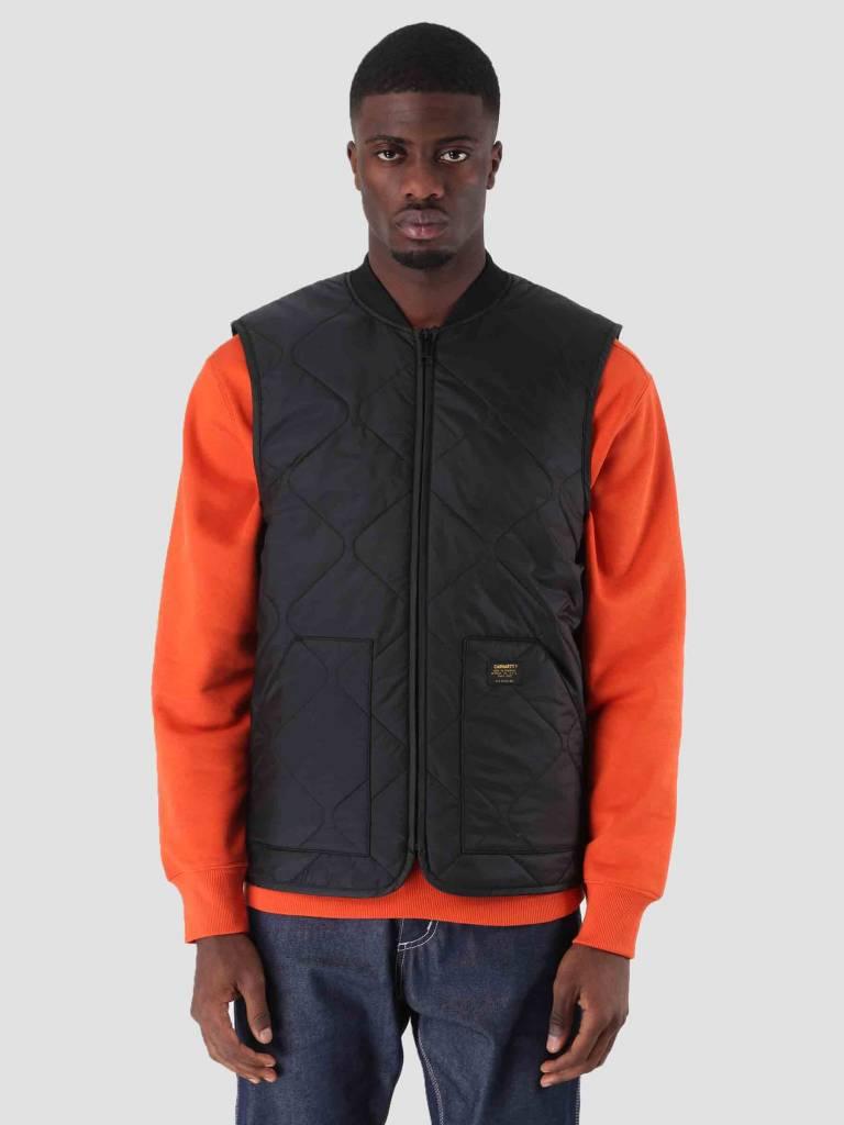 Carhartt WIP Carhartt WIP Newton Vest Liner Black I023426-8900