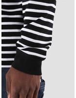 Carhartt Carhartt Robie Longsleeve Stripe Black White Blast Red I022005-8991