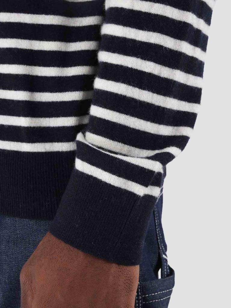 Carhartt Carhartt Robie Sweater Dark Navy Snow I025740-1C90