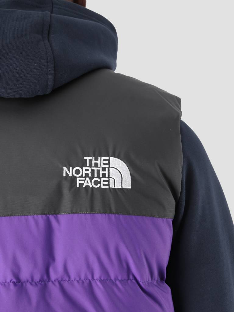 The North Face The North Face 1992 Nuptse Vest Tllndspr Asphalt Grey