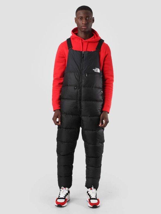 The North Face Nuptse Bib TNF Black