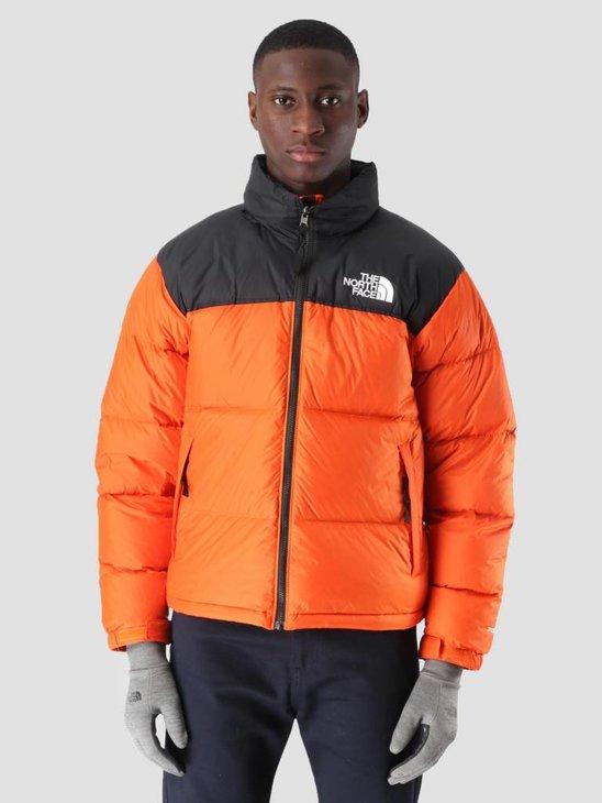The North Face 1996 RTO Nuptse Jacket Persian Orange