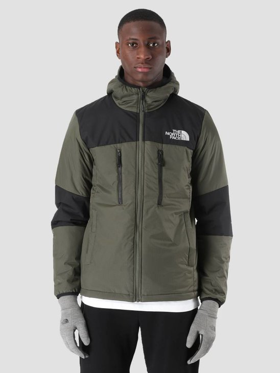 The North Face Him Ligt Synt Hood New Taupe Green TNF Black