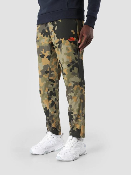 The North Face Tech Woven Pant New Taupe Green mcrflkpt