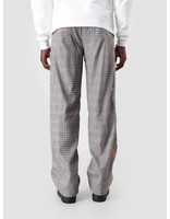 Daily Paper Daily Paper Defac Pant Black White Red Check 18F1BO02