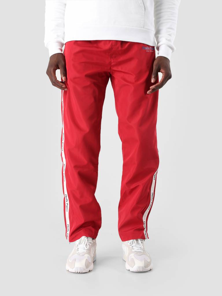 Daily Paper Daily Paper Dezip Pant Red 18F1BO05