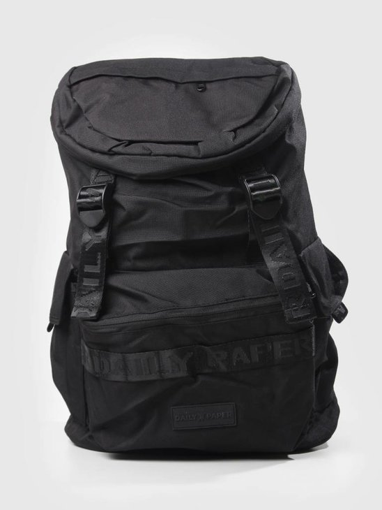 Daily Paper Core Backpack Black 18F1AC16