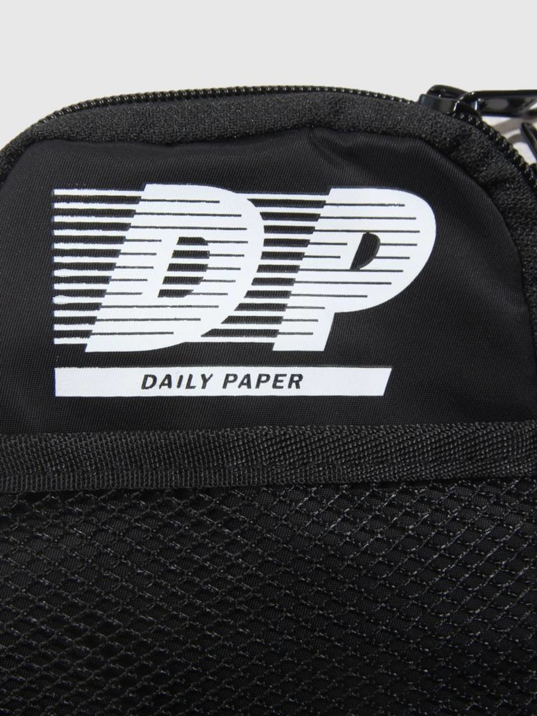 Daily Paper Daily Paper Mini Pouch Black 18F1AC01