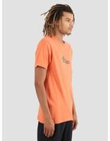 Stussy Stussy Butterfly T-Shirt Rust 0627