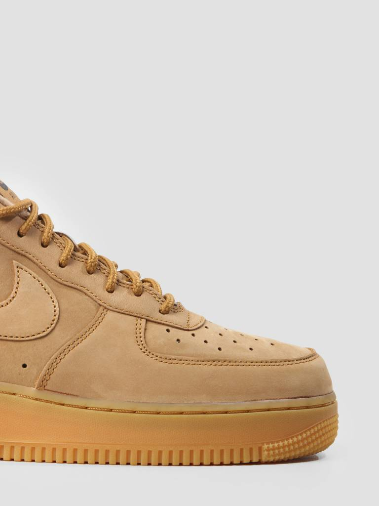 Nike Nike Air Force 1 07 WB Flax Flax Gum Light Brown Outdoor Green AA4061-200
