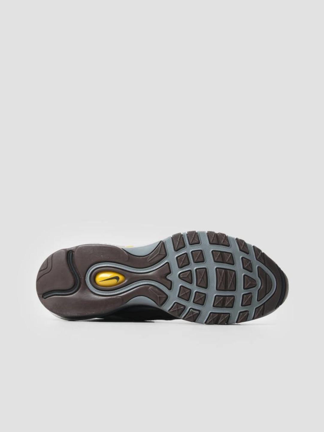 Nike Nike Air Max 97 Premium Cool Grey Baroque Brown University Gold Av7025-001