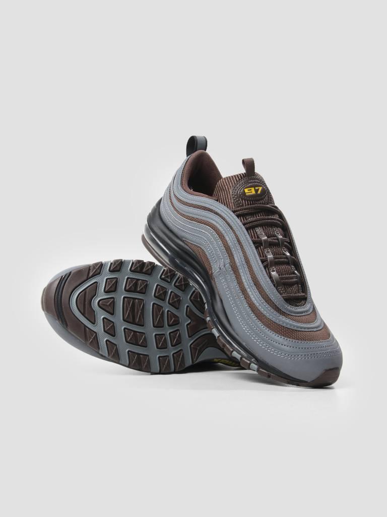 look for 85da3 31364 Nike Nike Air Max 97 Premium Cool Grey Baroque Brown University Gold  Av7025-001