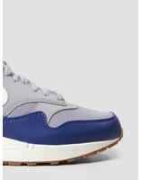 Nike Nike Air Max 1 Shoe Atmosphere Grey Sail Deep Royal Blue Ah8145-008