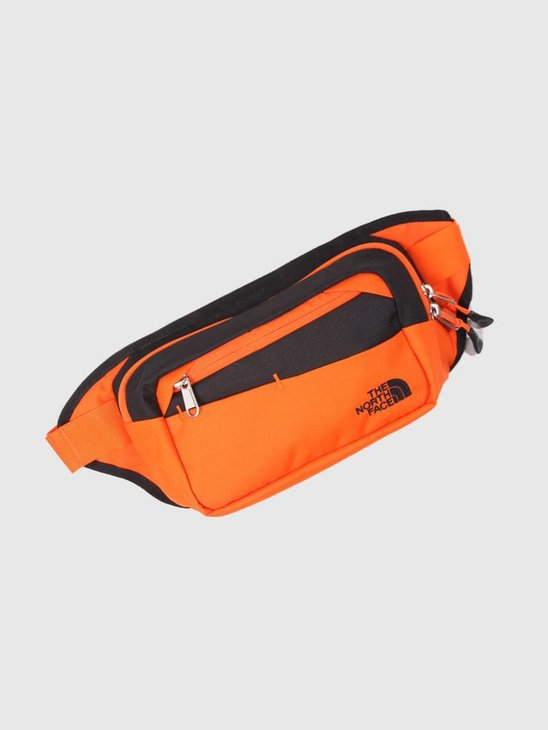 The North Face Bozer Hip Pack II  Persian Orange  T92UCX3LZ
