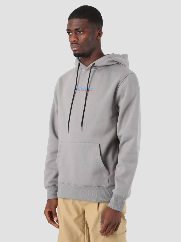 Daily Paper Daily Paper Dowen Hoodie Mid Grey