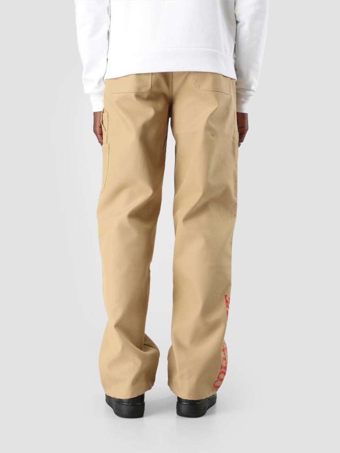 Daily Paper Daily Paper Defac Pant Beige 18F1BO02