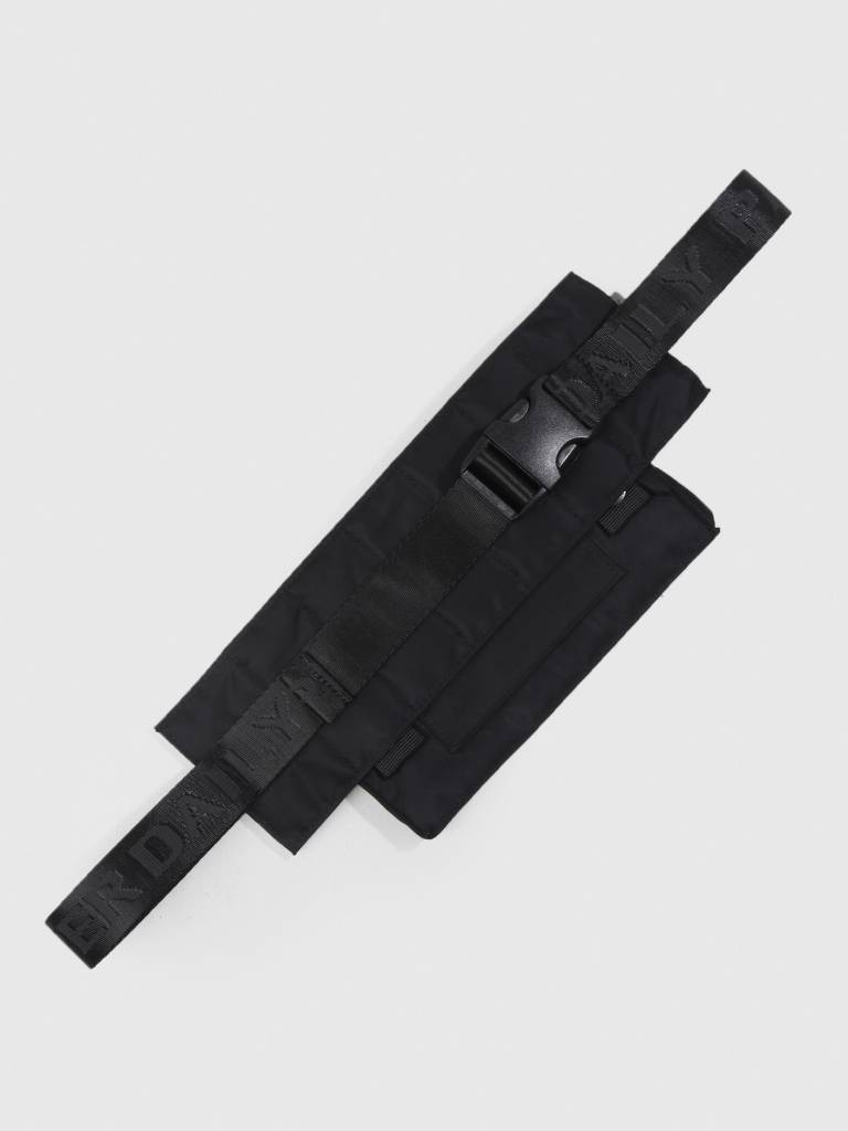 Daily Paper Daily Paper Corset Waistbag Black 18F2OAC01