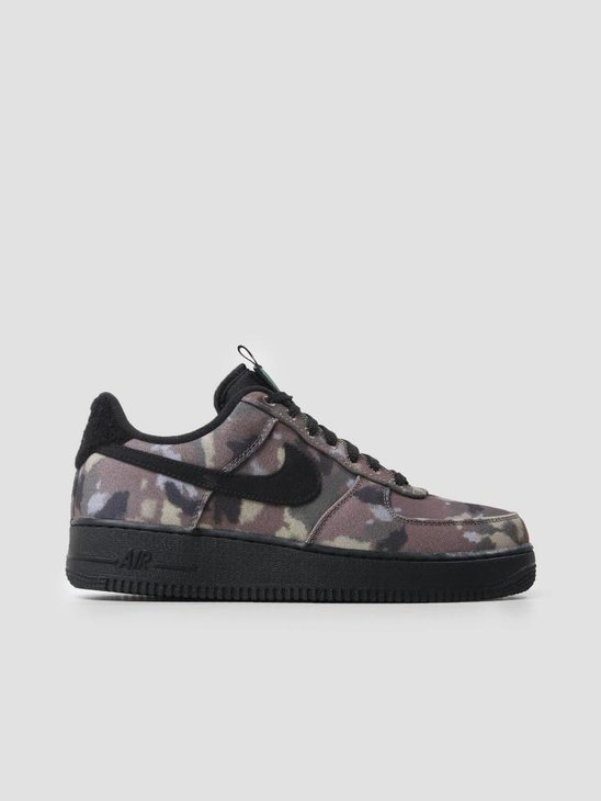 Nike Air Force 1 '07 Ale Brown Black Cargo Khaki Av7012-200