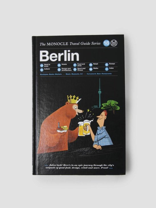Books Monocle Berlin Travel Guide