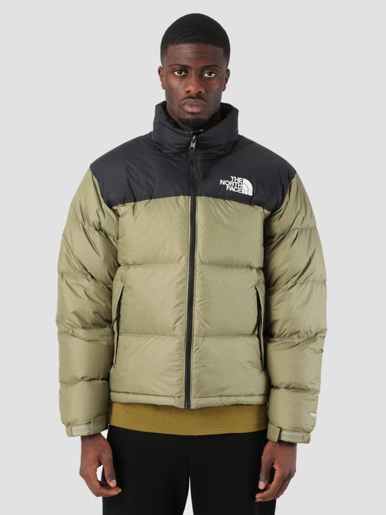 The North Face 1996 RTO Nuptse Jacket Tumbleweed Green