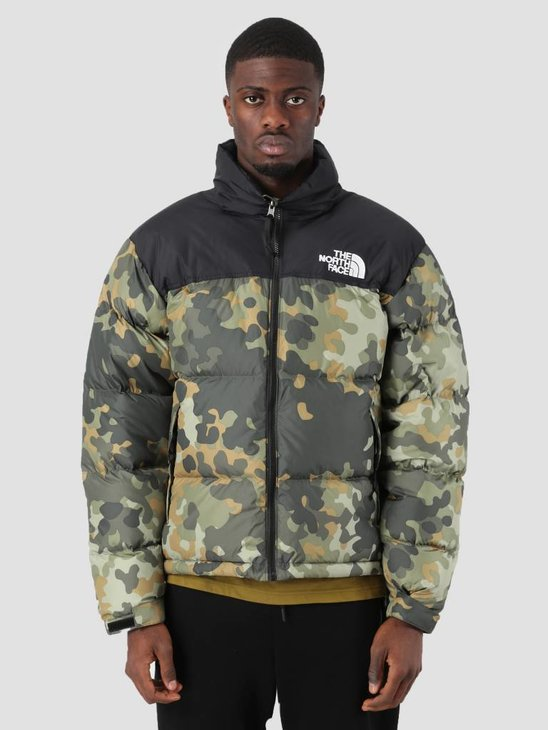 The North Face 1996 SSNL Nuptse Jacket New Taupe Green Mcrflkpt