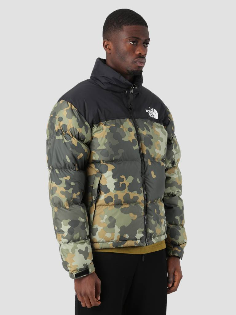 The North Face The North Face 1996 SSNL Nuptse Jacket New Taupe Green Mcrflkpt