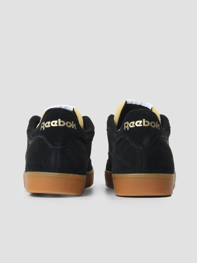 Reebok Reebok Club C Fvs Gum Upda Black White Gold Gum CN5773