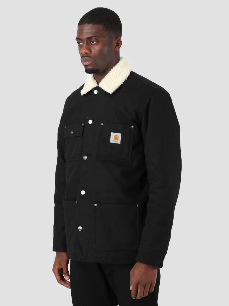Carhartt Carhartt Phoenix Coat Black I025444-8900