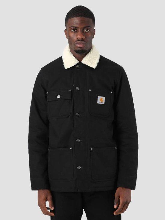 Carhartt Phoenix Coat Black I025444-8900