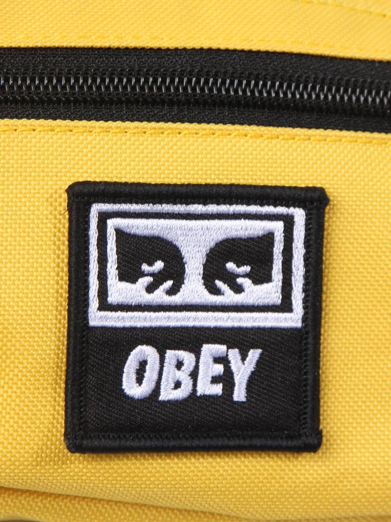 Obey Obey Daily Sling Pack Yellow 100010100