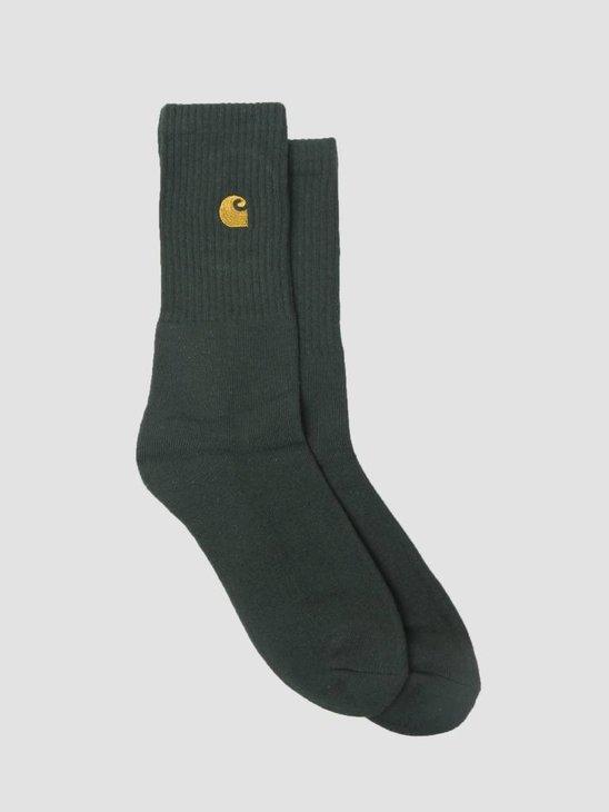 Carhartt Chase Socks Loden Gold