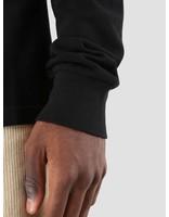 Carhartt WIP Carhartt WIP American Script Polo Longsleeve Black I025503-8900