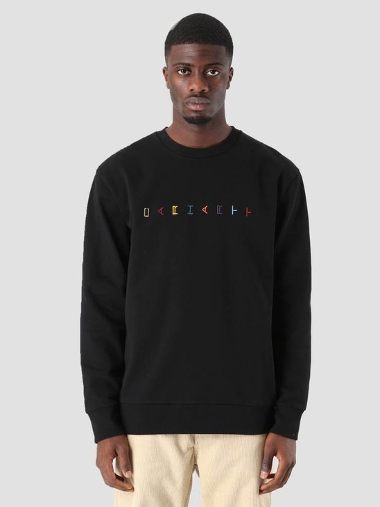 Carhartt WIP Horizontal Sweat Black I025470-8900
