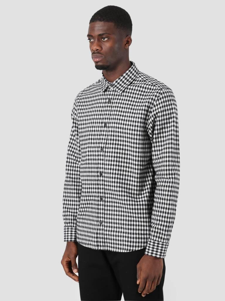 Carhartt WIP Carhartt WIP Stawell Shirt Stawell Check Black White I025241-8990