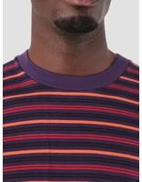 Carhartt Carhartt Korte Longsleeve Stripe Lakers I025781-01O00