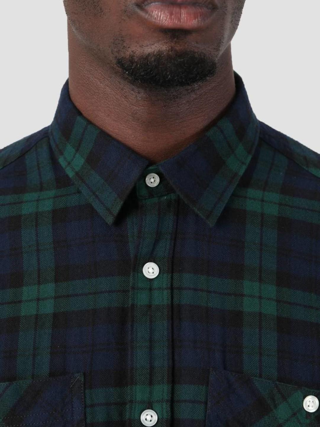 Carhartt WIP Carhartt WIP Sloman Shirt Sloman Check Colony Hedge I025234-LN90